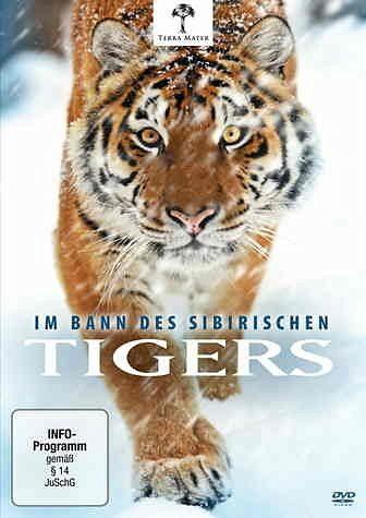 DVD »Im Bann des Sibirischen Tigers«