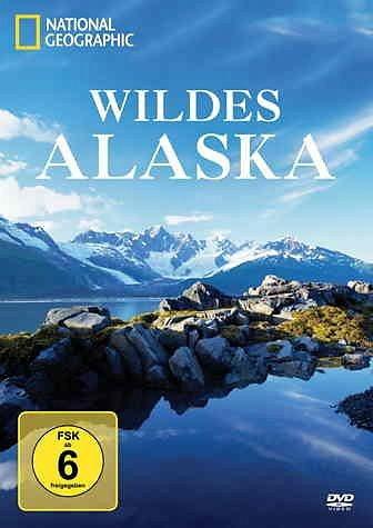 DVD »National Geographic - Wildes Alaska«