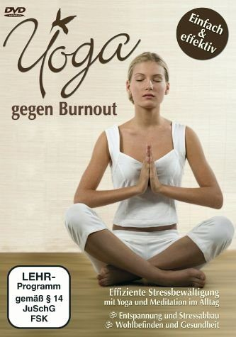 DVD »Yoga gegen Burnout«