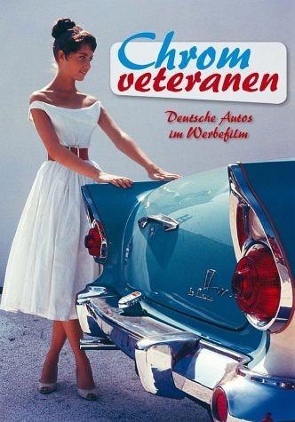 DVD »Chromveteranen - Deutsche Autos im Werbefilm...«