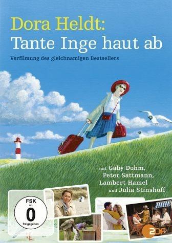 DVD »Dora Heldt: Tante Inge haut ab«