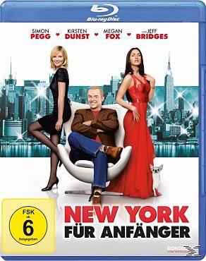 Blu-ray »New York für Anfänger«