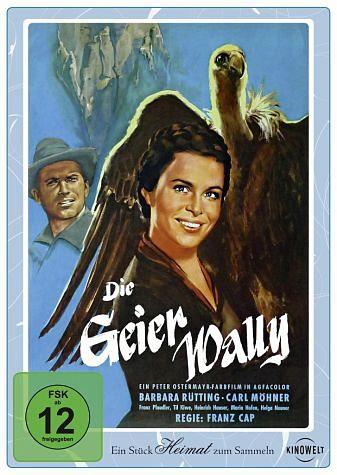 DVD »Die Geierwally«