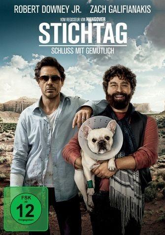 DVD »Stichtag - Schluss mit gemütlich«