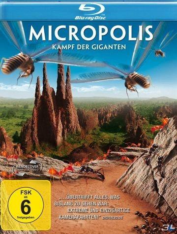 Blu-ray »Micropolis«