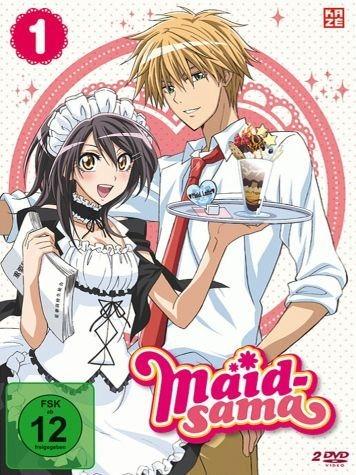 DVD »Maid-sama - Box Vol. 1 (2 Discs)«