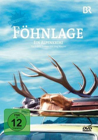 DVD »Föhnlage. Ein Alpenkrimi«