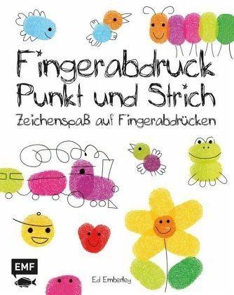 Gebundenes Buch »Fingerabdruck Punkt und Strich«