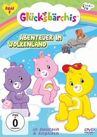 DVD »Glücksbärchis Teil 1 - Abenteuer im Wolkenland«