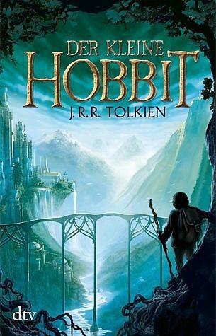 Broschiertes Buch »Der kleine Hobbit / Der Herr der Ringe -...«