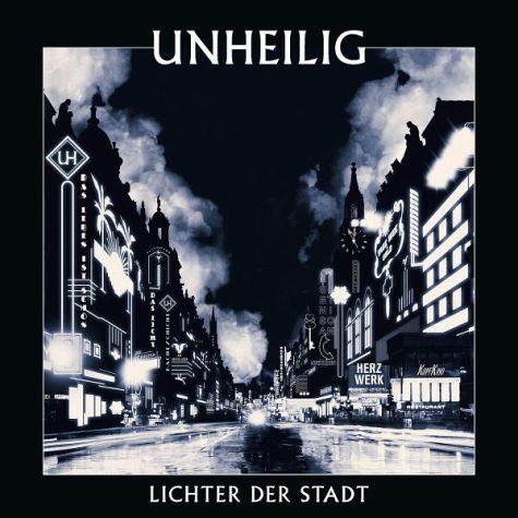 Audio CD »Unheilig: Lichter Der Stadt«