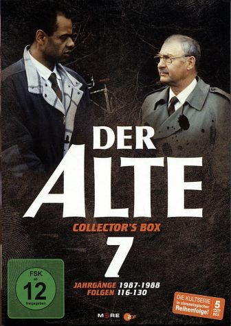 DVD »Der Alte - Collector's Box Vol. 07 (Folgen...«
