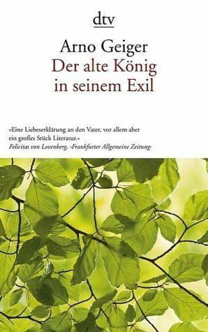 Broschiertes Buch »Der alte König in seinem Exil«