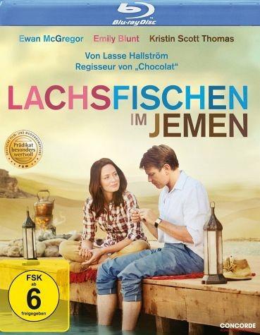 Blu-ray »Lachsfischen im Jemen«