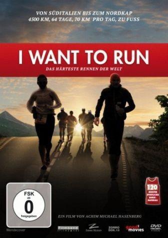 DVD »I Want to Run - Das härteste Rennen der Welt«
