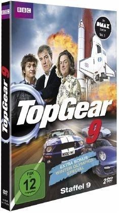 DVD »Top Gear - Staffel 09 (2 Discs)«