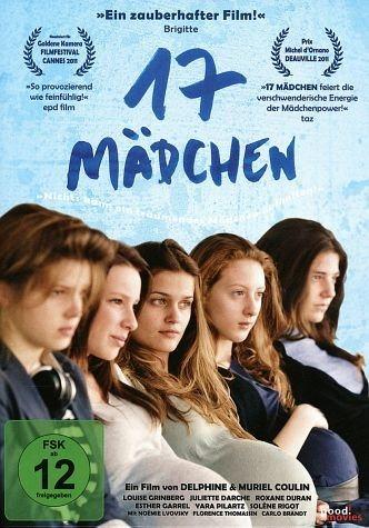 DVD »17 Mädchen«