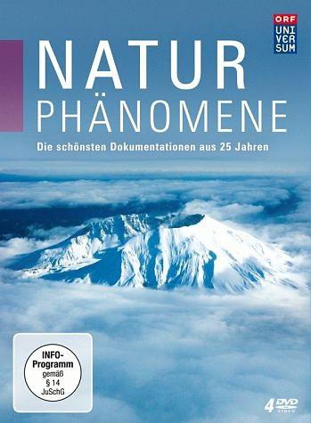 DVD »Naturphänomene - Die schönsten Dokumentationen...«