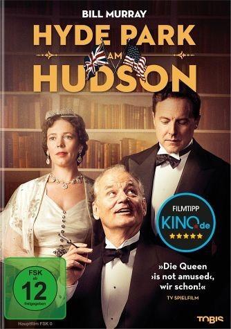 DVD »Hyde Park am Hudson«