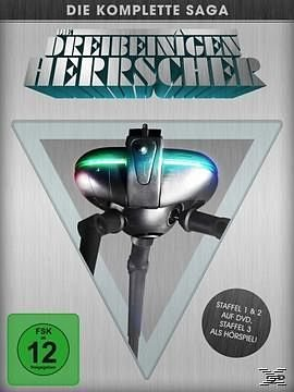 DVD »Die dreibeinigen Herrscher - Die komplette Saga«
