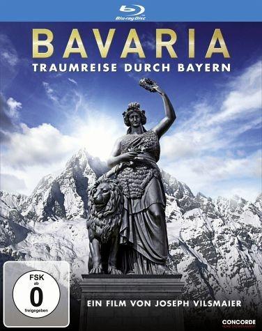 Blu-ray »Bavaria - Traumreise durch Bayern«