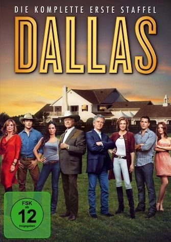 DVD »Dallas (2012) - Season 1«