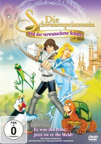 DVD »Die Schwanenprinzessin und der verwunschene...«