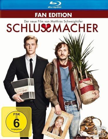 Blu-ray »Schlussmacher - Liebe ist nichts für Feiglinge.«