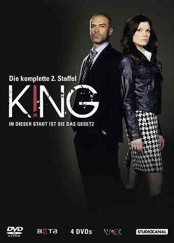 DVD »King - Die komplette 2. Staffel (4 Discs)«
