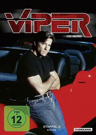DVD »Viper - Staffel 3 (6 Discs)«