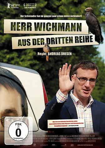 DVD »Herr Wichmann aus der dritten Reihe«