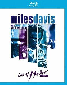 Blu-ray »Miles Davis & Quincy Jones - Live at Montreux...«