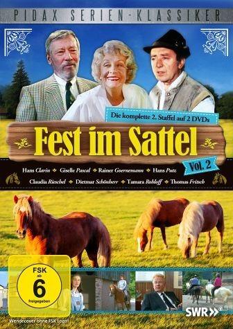 DVD »Fest im Sattel - Vol. 2 (2 Discs)«
