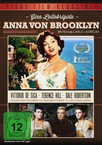 DVD »Anna von Brooklyn«