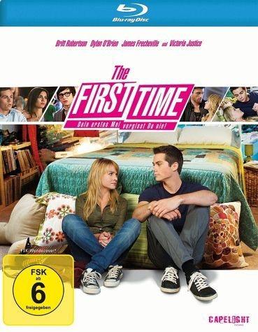 Blu-ray »The First Time - Dein erstes Mal vergisst du nie!«