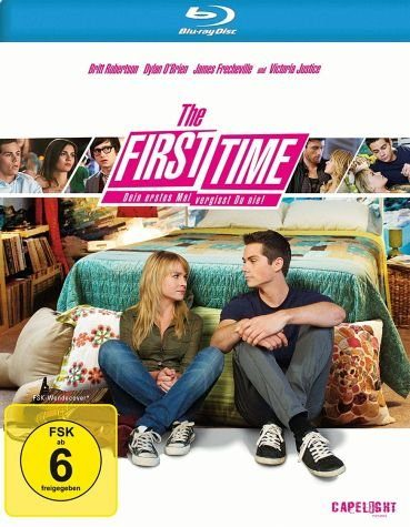 Blu-ray »The First Time - Dein erstes Mal vergisst du nie!«