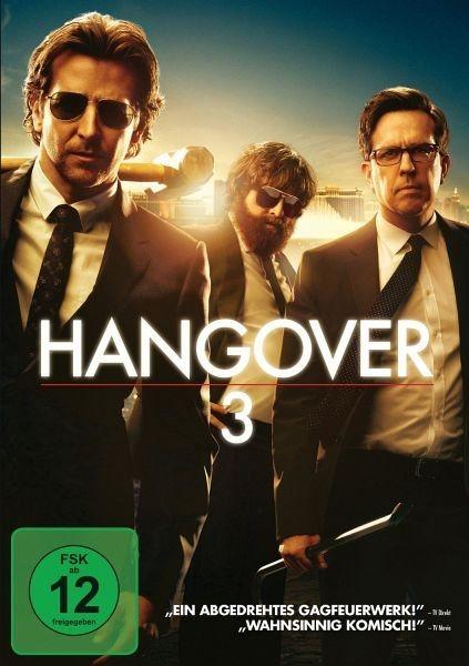 DVD »Hangover 3«