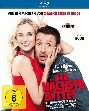 Blu-ray »Der Nächste, bitte!«