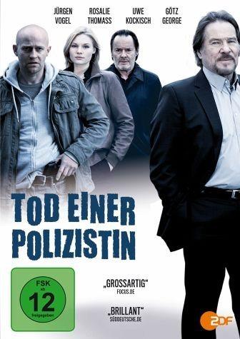 DVD »Tod einer Polizistin«