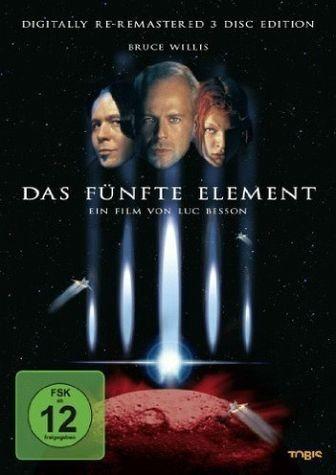 DVD »Das fünfte Element (3 Discs)«
