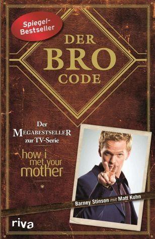 Broschiertes Buch »Der Bro Code«