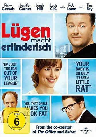 DVD »Lügen macht erfinderisch«