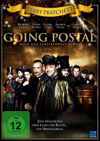 DVD »Going Postal (2 Discs)«