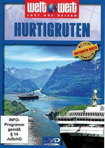 DVD »Weltweit - Hurtigruten«