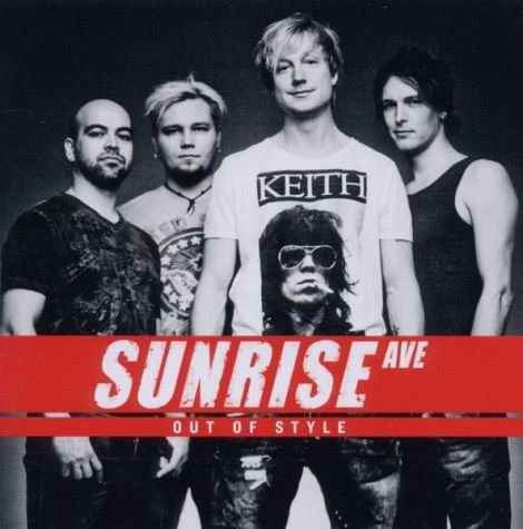 Audio CD »Sunrise Avenue: Out Of Style«