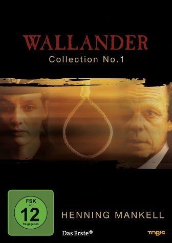DVD »Wallander Collection No. 1 (2 Discs)«