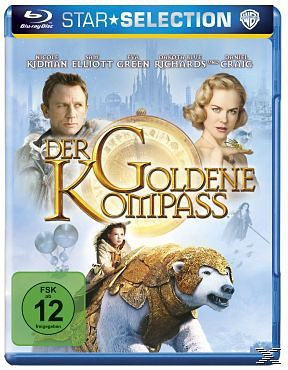 Blu-ray »Der goldene Kompass«