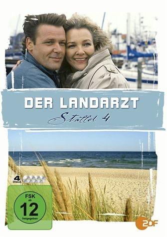 DVD »Der Landarzt - Staffel 04 (4 Discs)«