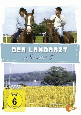 DVD »Der Landarzt - Staffel 05 (4 Discs)«