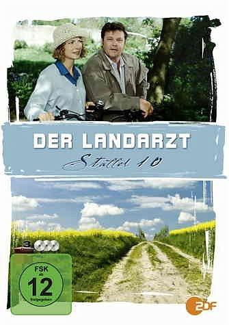 DVD »Der Landarzt - Staffel 10 (3 Discs)«